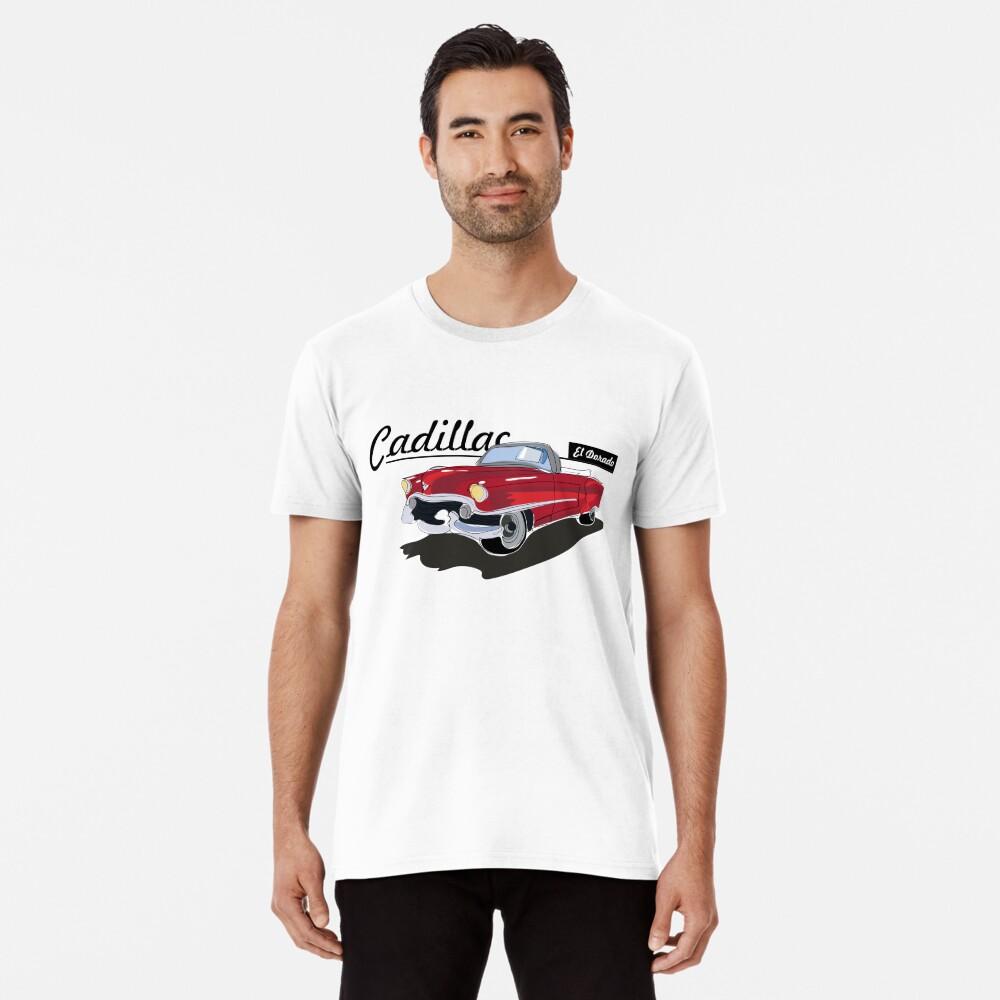 Cadillac El Dorado Camiseta premium