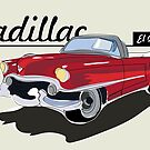 Cadillac El Dorado by Ruth Isern