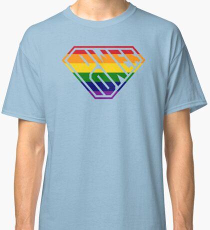 SuperEmpowered (Rainbow) Classic T-Shirt