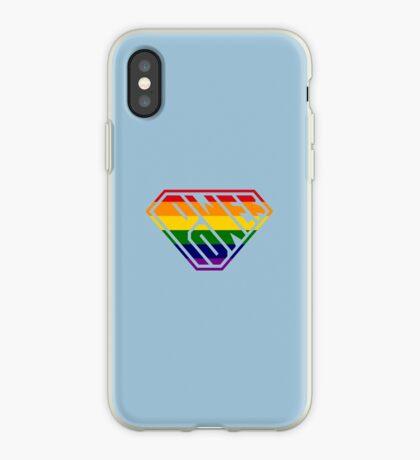 SuperEmpowered (Rainbow) iPhone Case