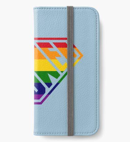 SuperEmpowered (Rainbow) iPhone Wallet
