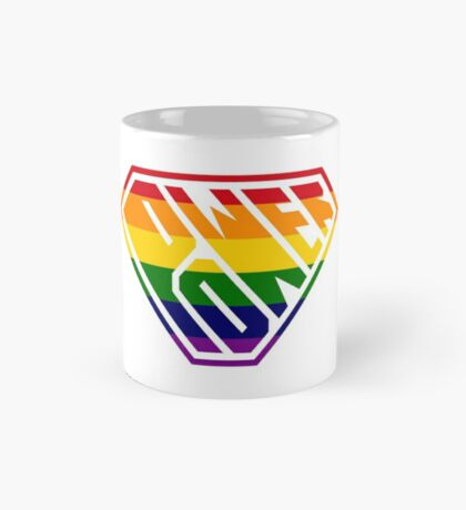 SuperEmpowered (Rainbow) Mug