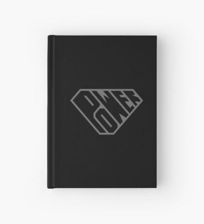 SuperEmpowered (Black on Black) Hardcover Journal