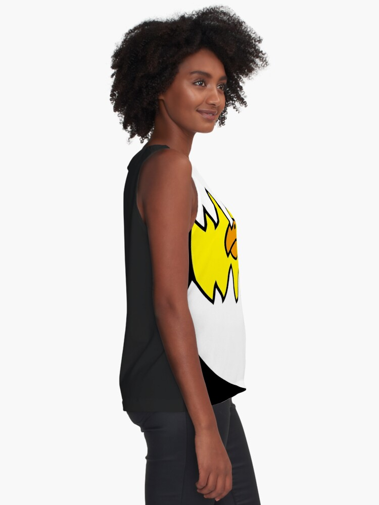 Vista alternativa de Blusa sin mangas Baby Bird