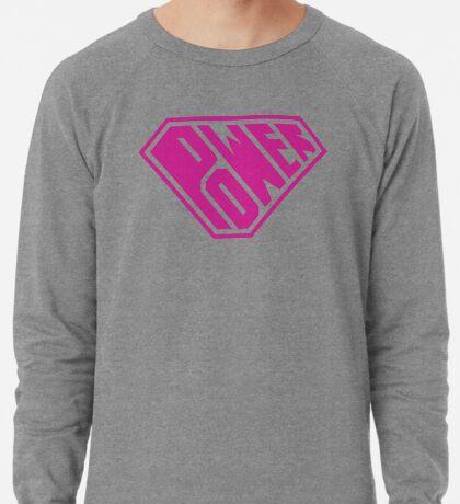 SuperEmpowered (Pink) Lightweight Sweatshirt