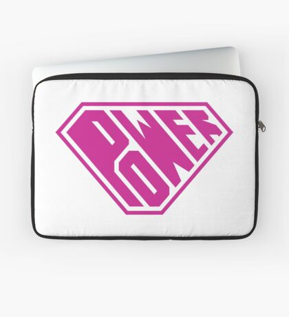 SuperEmpowered (Pink) Laptop Sleeve