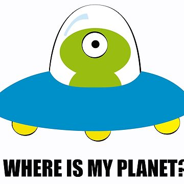 Where is my Planet? de dalealas