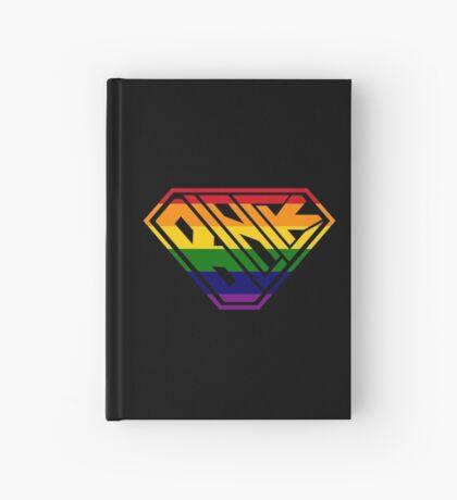 Black SuperEmpowered (Rainbow) Hardcover Journal