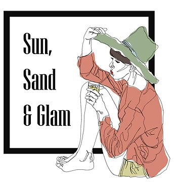Woman Secrets - Sand Sun and Glam by dalealas