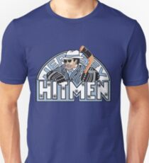 jersey hitmen hockey Unisex T-Shirt