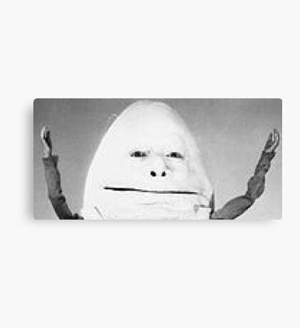 The Egg Man Canvas Print