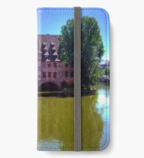 Hospice of the Holy Spirit iPhone Wallet/Case/Skin