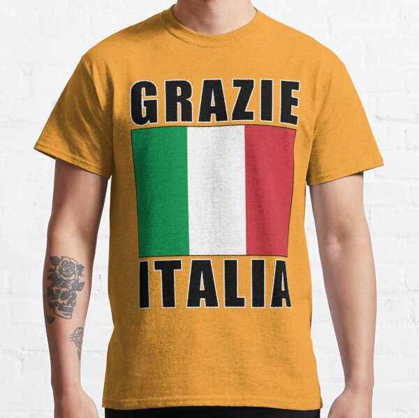 Thank You, Italy! Classic T-Shirt
