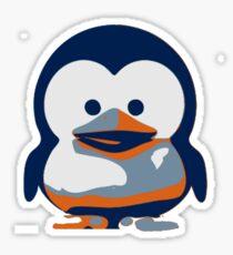 Linux Baby Tux II Sticker