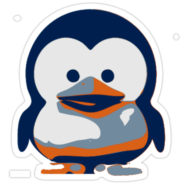 Linux Baby Tux II by eritor