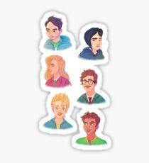 Stardew Boys Sticker