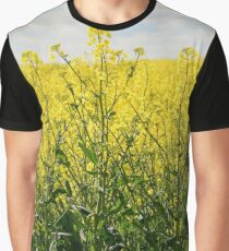 Crops Graphic T-Shirt