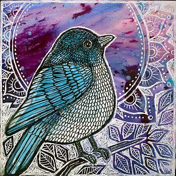 Twilight Blues by LynnetteShelley