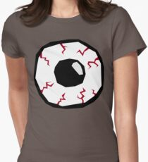 Eyeball Women's Fitted T-Shirt