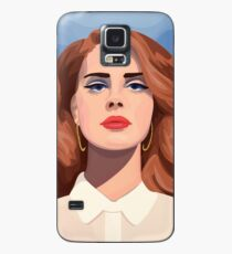 Live to Die Lana Del Rey  Case/Skin for Samsung Galaxy