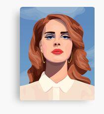 Lienzo Live to Die Lana Del Rey