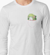 Shaymin on Pocket Long Sleeve T-Shirt