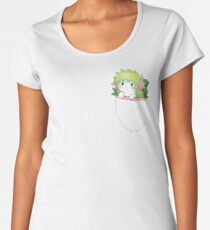 Shaymin on Pocket Women's Premium T-Shirt