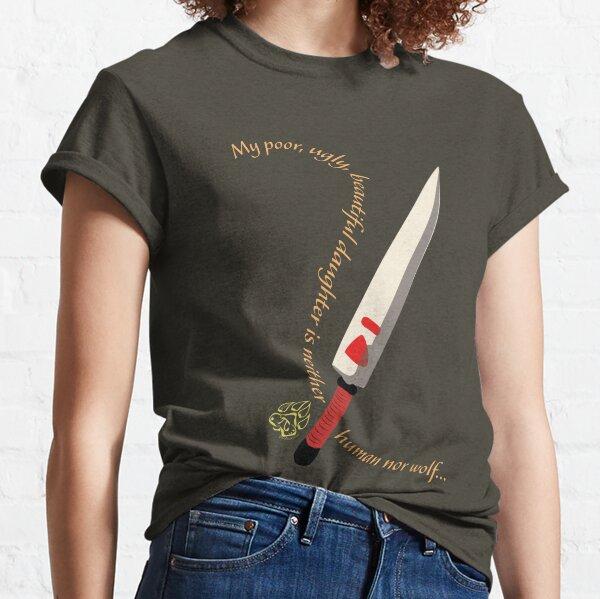 Mononoke Minimalistic Poster Classic T-Shirt