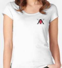 Hunter x Hunter Women's Fitted Scoop T-Shirt