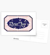 Brier Rose Postcards