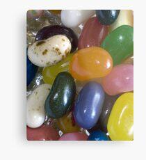 Jelly Bean Metal Print