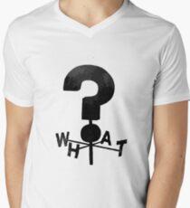 Gravity Falls WHAT? Men's V-Neck T-Shirt