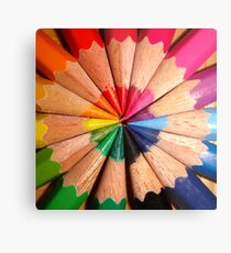 In order to have friendship you must look past the color to the soul, because within the soul lies a rainbow of many colors - Lyman Frank Baum Metal Print