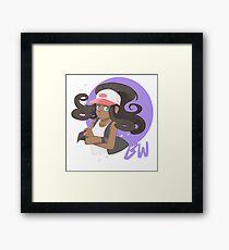Pokemon: Toukoya Framed Print