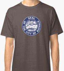 Seal of Buffalo, New York  Classic T-Shirt