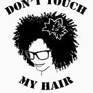 Don't Touch My Hair by leahpeah