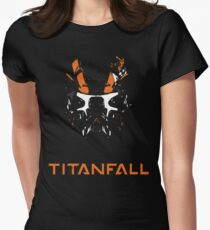 Titanfall Tailliertes T-Shirt