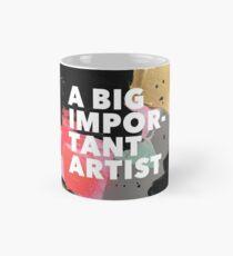Painted Mug Mug