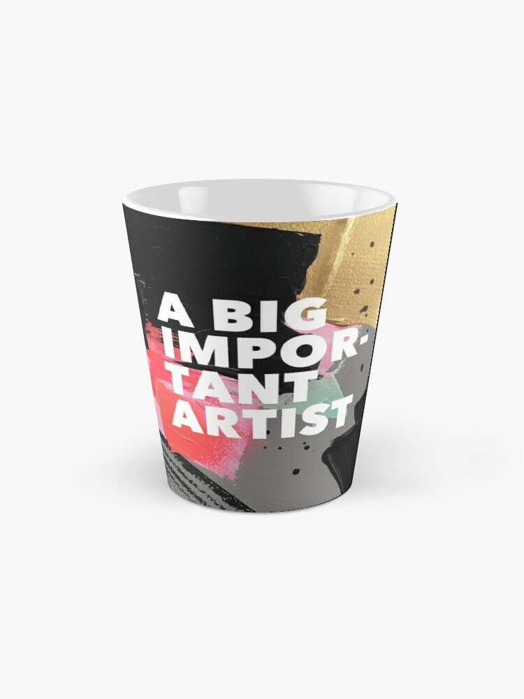 Alternate view of Painted Mug Mug