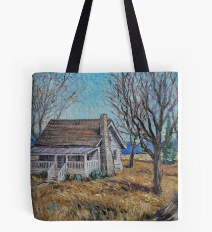 Sharecropper's House Tote Bag
