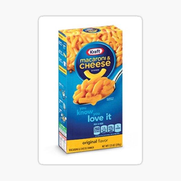 Kraft Mac and Cheese Sticker Sticker
