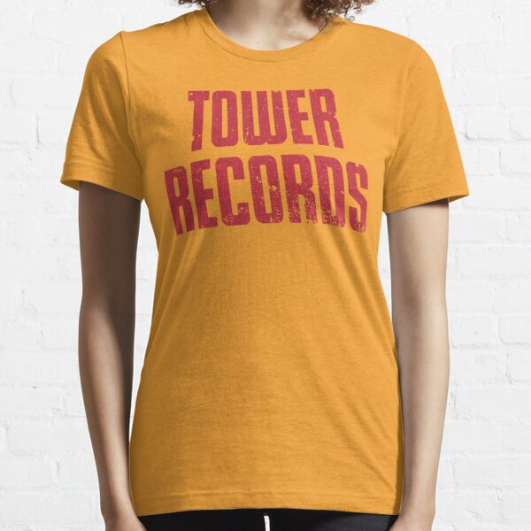 Tower Records Essential T-Shirt