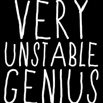 Very Unstable Genius by mr-tee