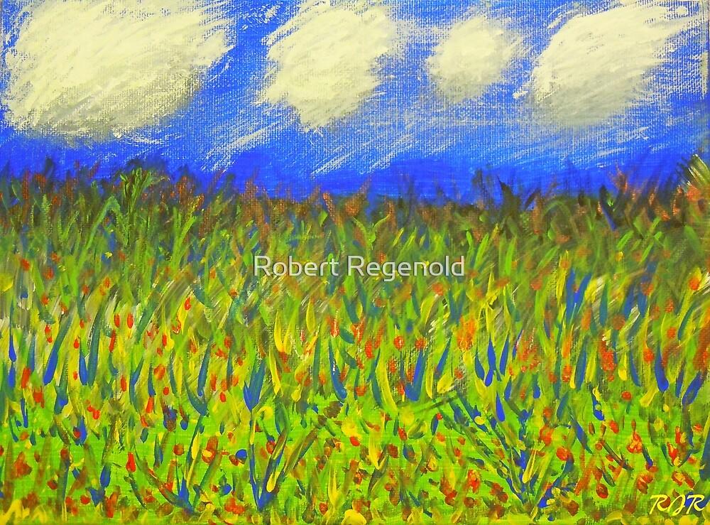 """Spring Has Sprung"" by Robert Regenold"