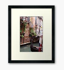 Trattoria Sempione Framed Print