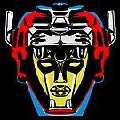A Mighty Robot by Dark Dad Dudz Offensive Outerwear