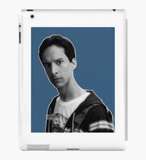 Abed Nadir - Dark Blue iPad Case/Skin