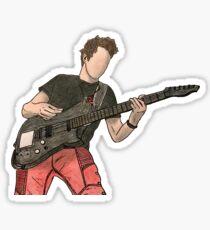 Matt Bellamy Sticker Sticker