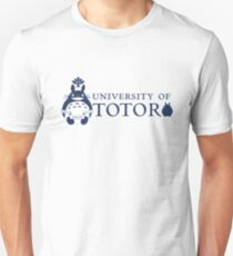 University of Totoro T-Shirt