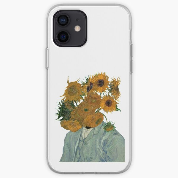 From the Artist, Beauty Grows iPhone Soft Case